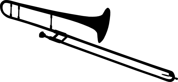 Trombone Clipart - Cliparts.co