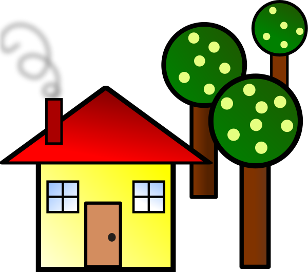 Free Clipart Of Houses - Cliparts.co