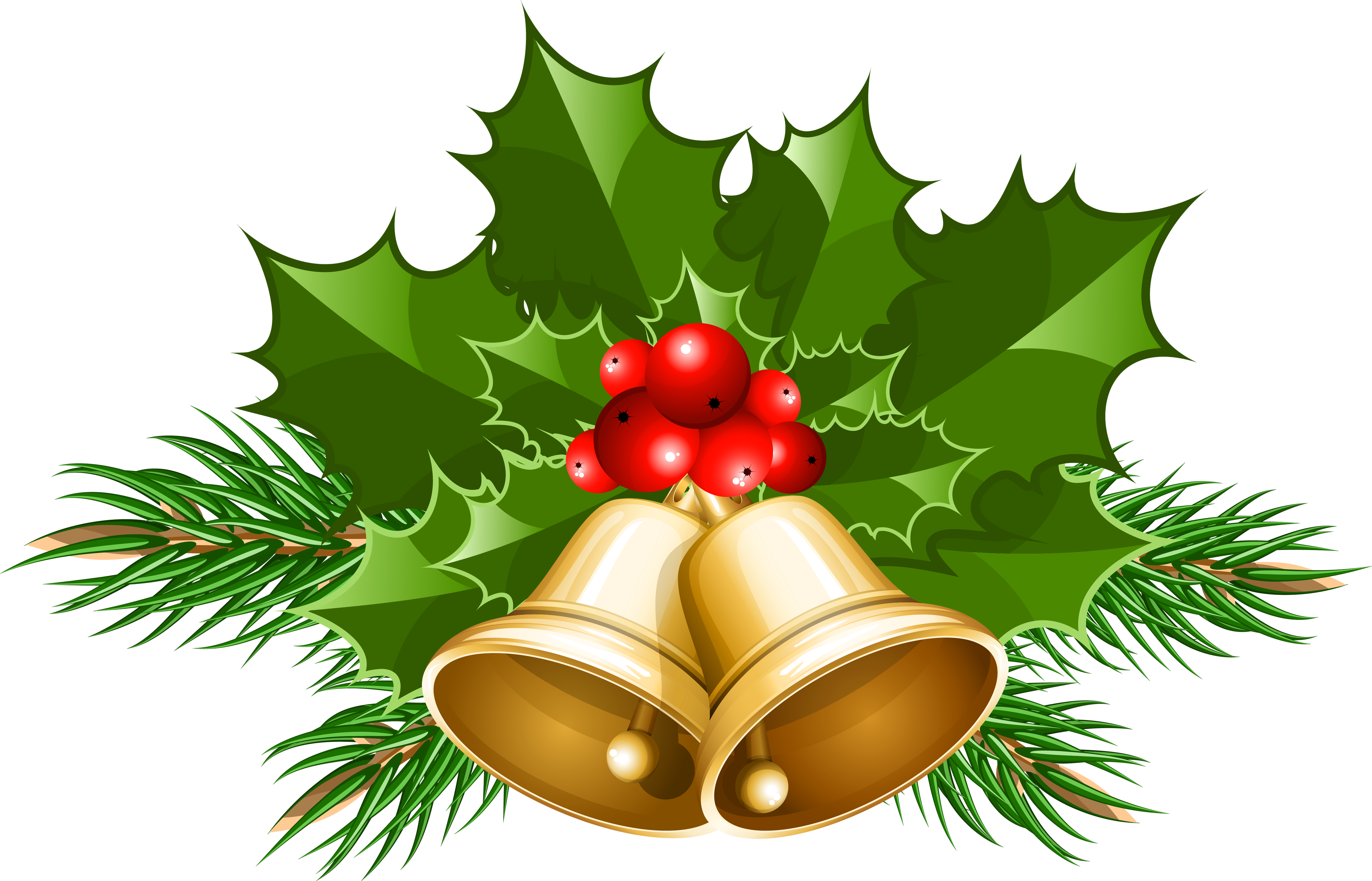 free xmas clipart holly - photo #42