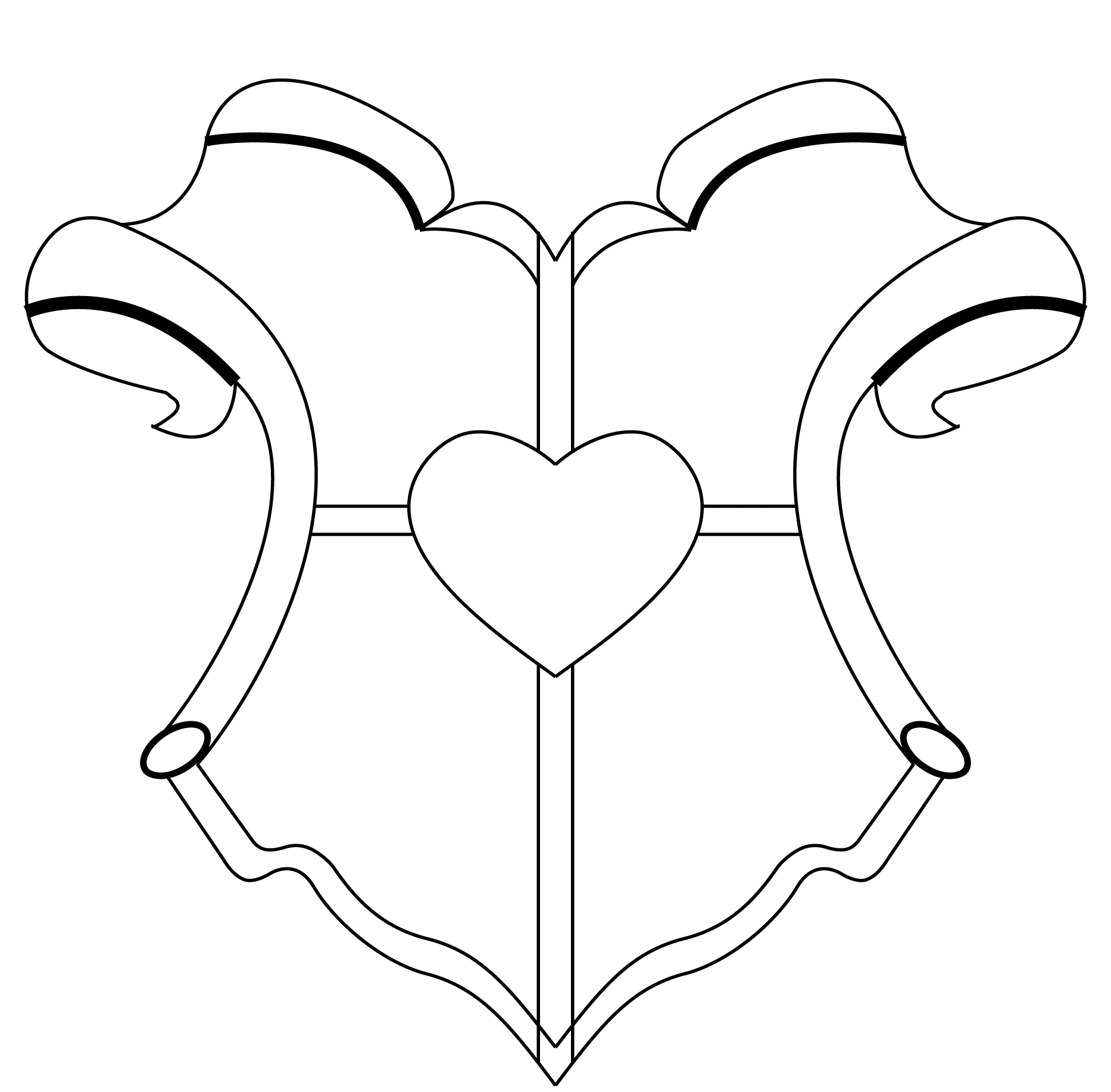 blank family crest - photo #11