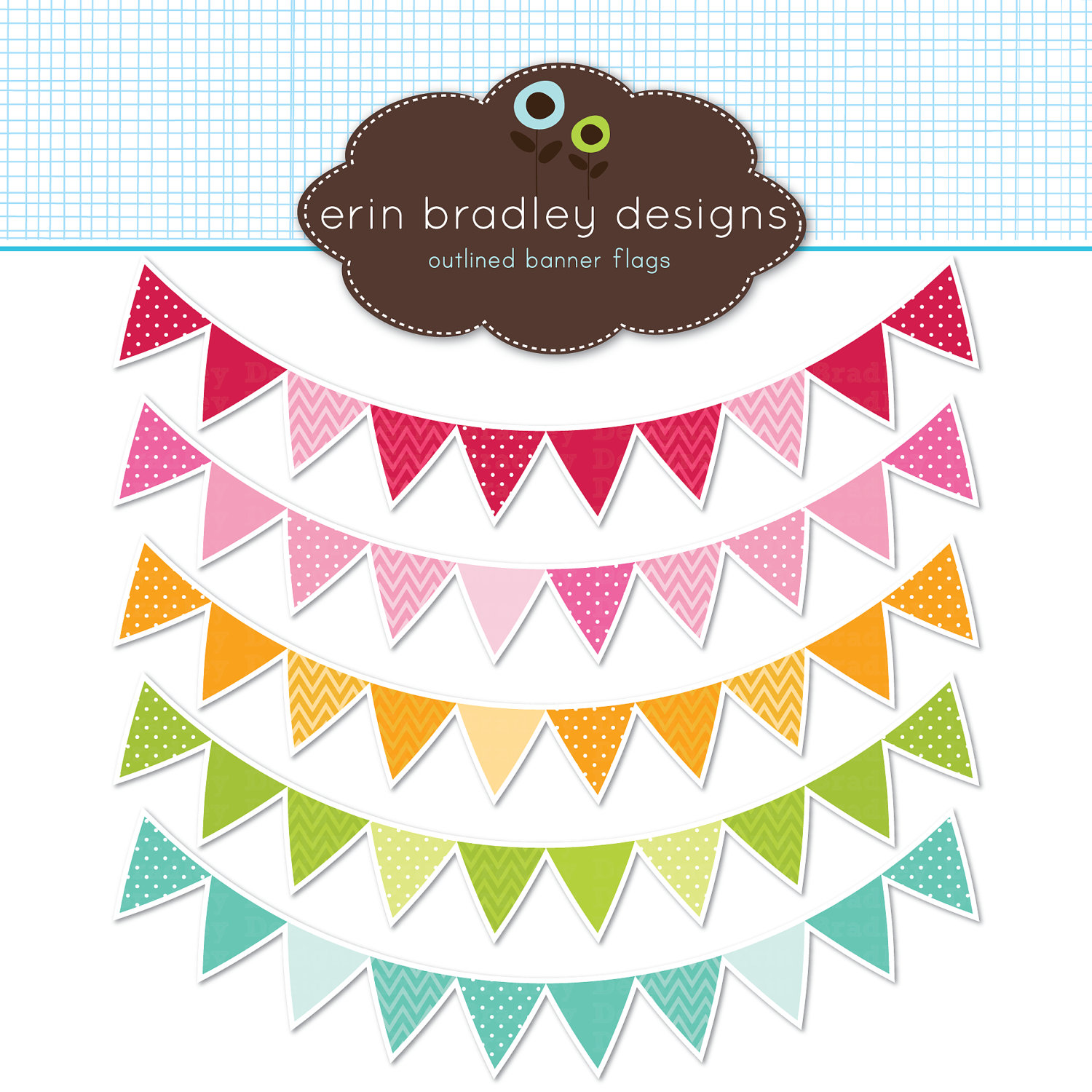 Pennant Clipart Png - ClipArt Best