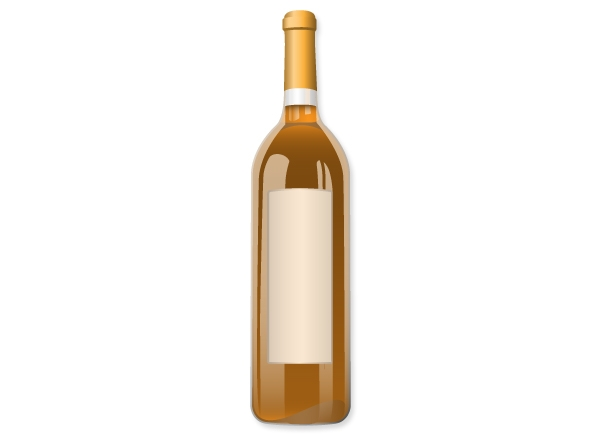 Wine Bottle Vector - Cliparts.co
