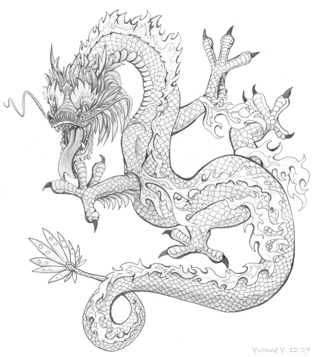 Image Result For Chinese Dragon Images Free New How To Draw A Japanese Dragon Step By Step Dragons Draw A