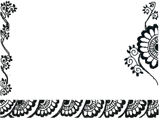 Simple Side Border Designs - Cliparts.co