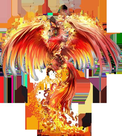 Young Phoenix (5e Creature) - D&D Wiki - Cliparts.co