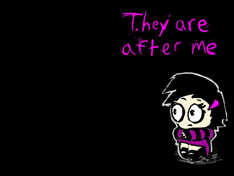 Scared Cartoon Girl Cliparts Co