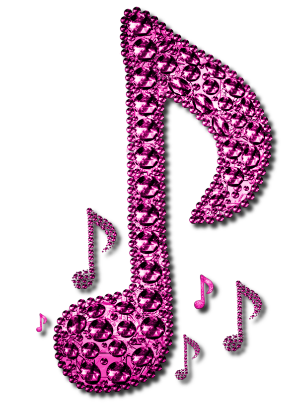Pink Music Note Png Widescreen 2 HD Wallpapers | lzamgs.