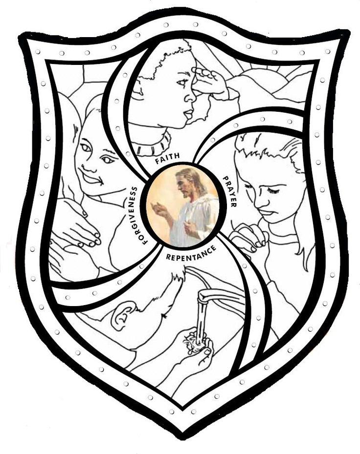 Armor Of God Clip Art