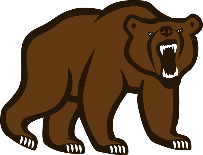 pictures of bears standing up cliparts co brown bear clip art black and white brown bear clip art free