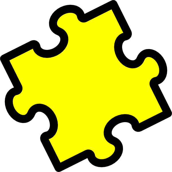 Puzzle Pieces Clipart - Cliparts.co
