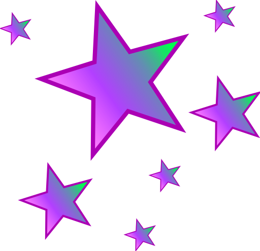 Shooting Star Png Transparent Background - Cliparts.co