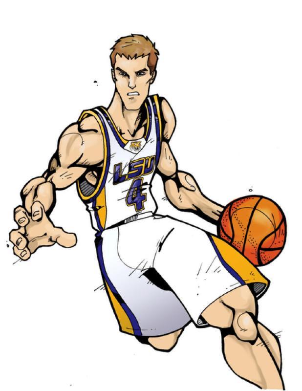 Basketball drawings