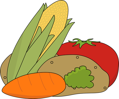 Cute Fruits And Vegetables Clipart | Clipart Panda - Free ...