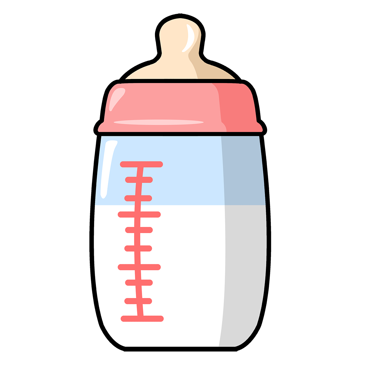 Free to Use & Public Domain Baby Bottle Clip Art