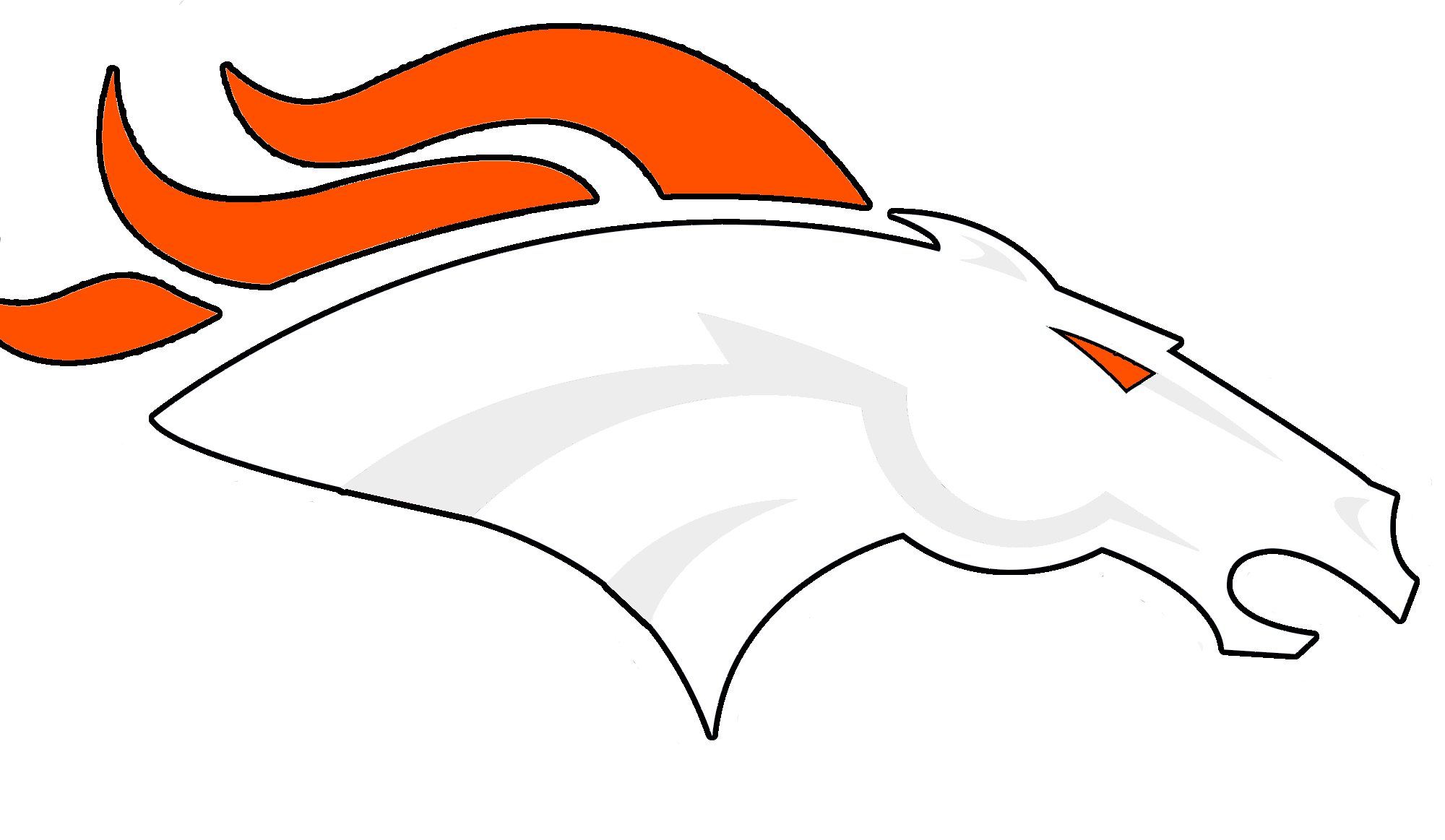 Denver Broncos Logos - National Football League (NFL ...