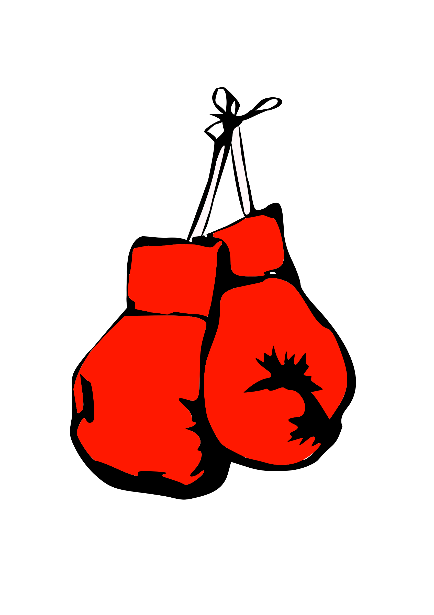 Boxing Glove Clip Art - Cliparts.co