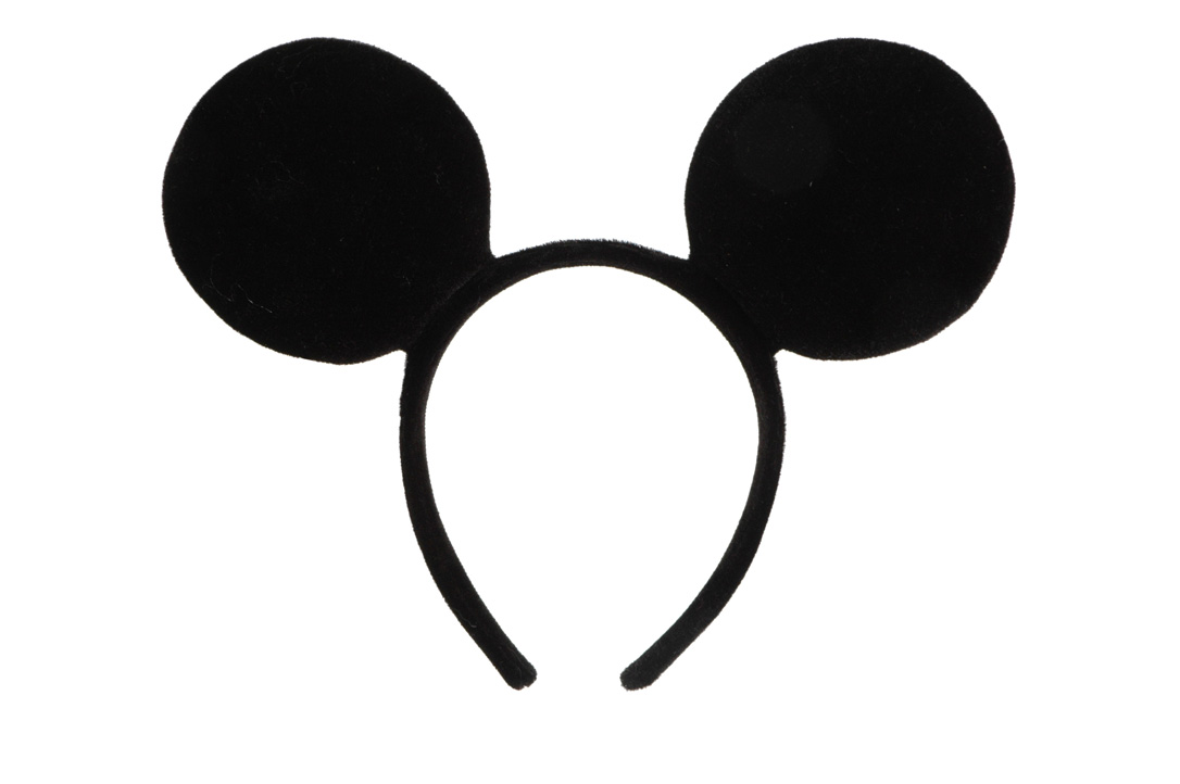 Disney Mickey Mouse Ears Headband Costume Accessory New | eBay