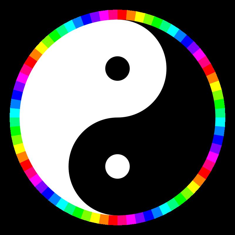 Symbol yang chinese yin