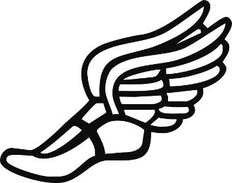 Track Shoe - ClipArt Best
