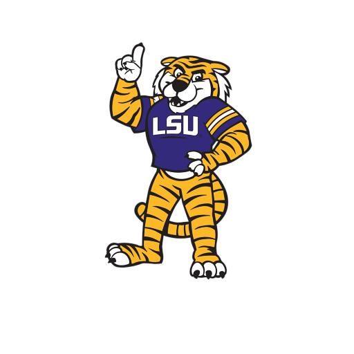 lsu mascot pictures cliparts co lsu clip art funny lsu clip art lsu tigers