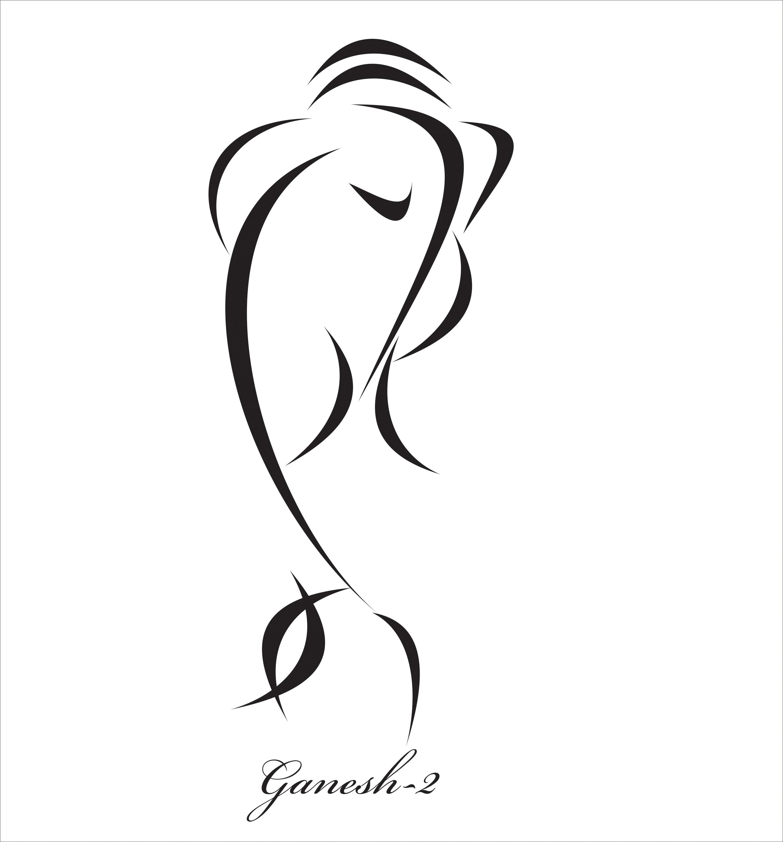 Ganesha Sketch - Cliparts.co