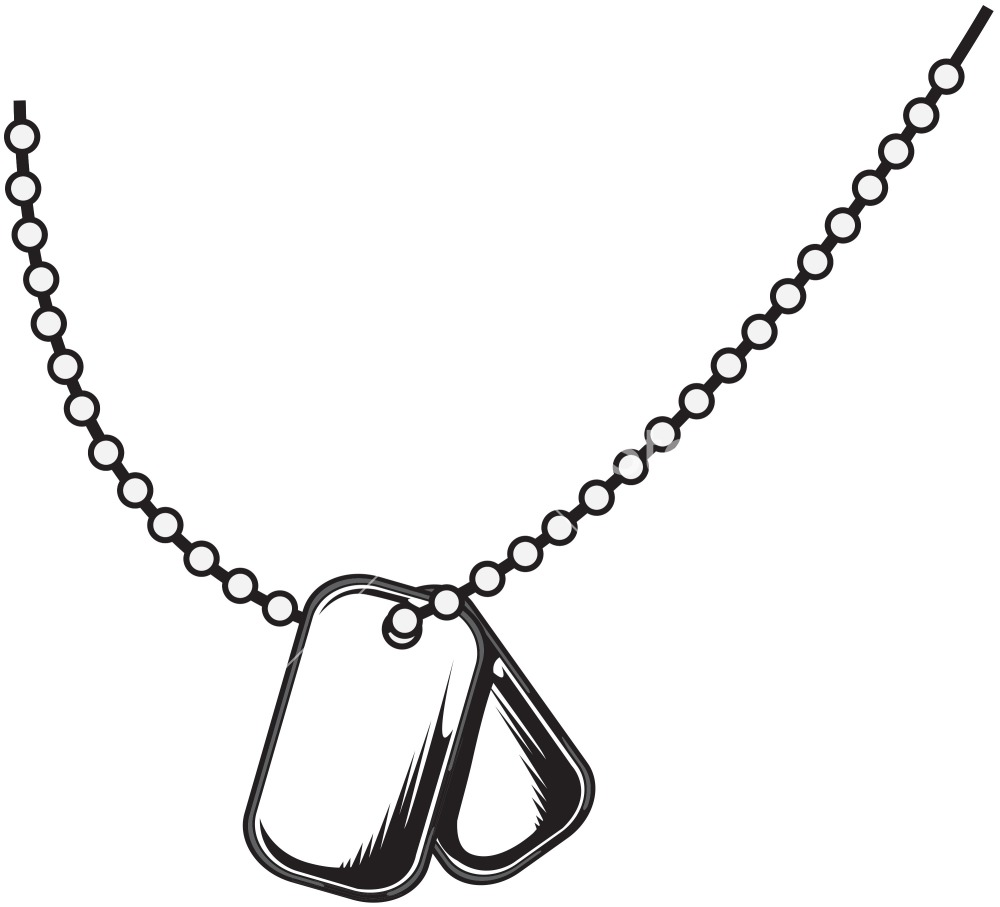 Dog Tags Clip Art - Viewing Gallery