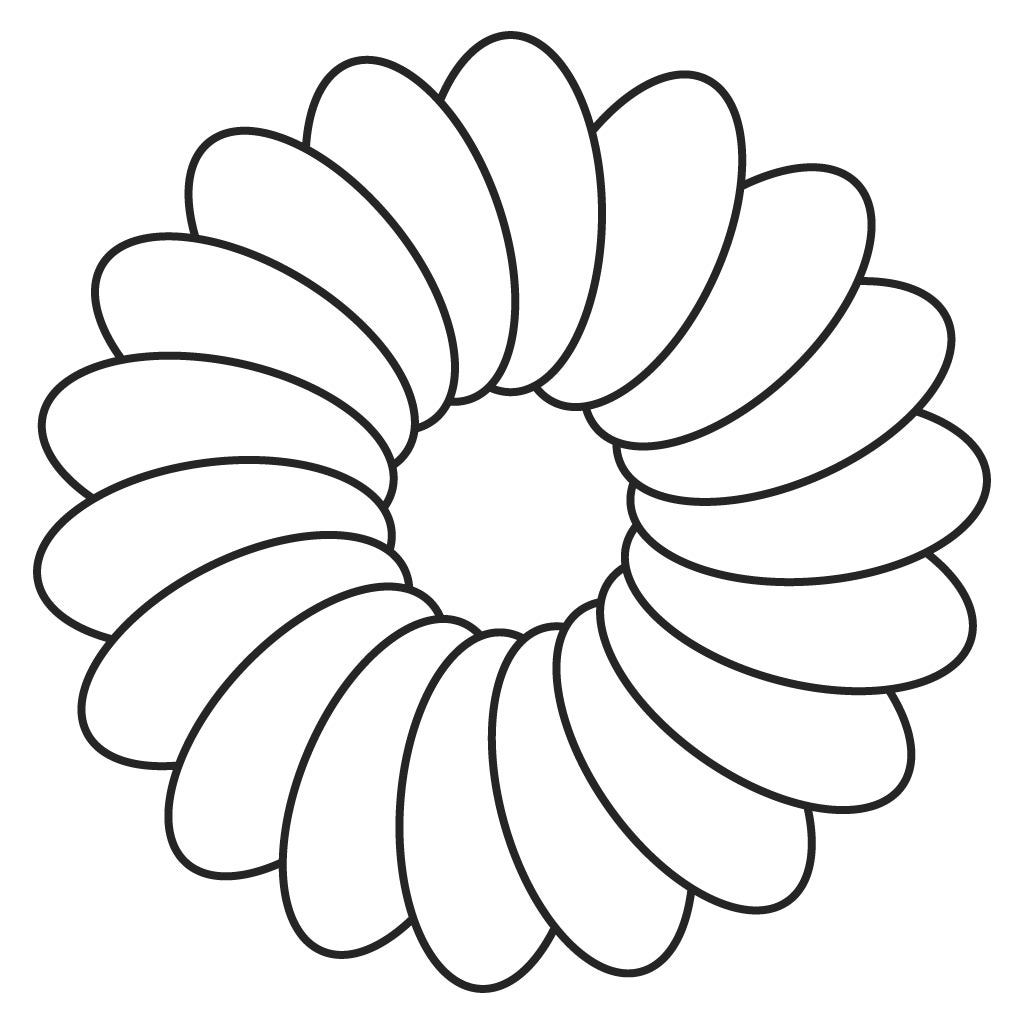 Flower template free printable cliparts simple flower template coloring picture hd for kids fransus pronofoot35fo Images
