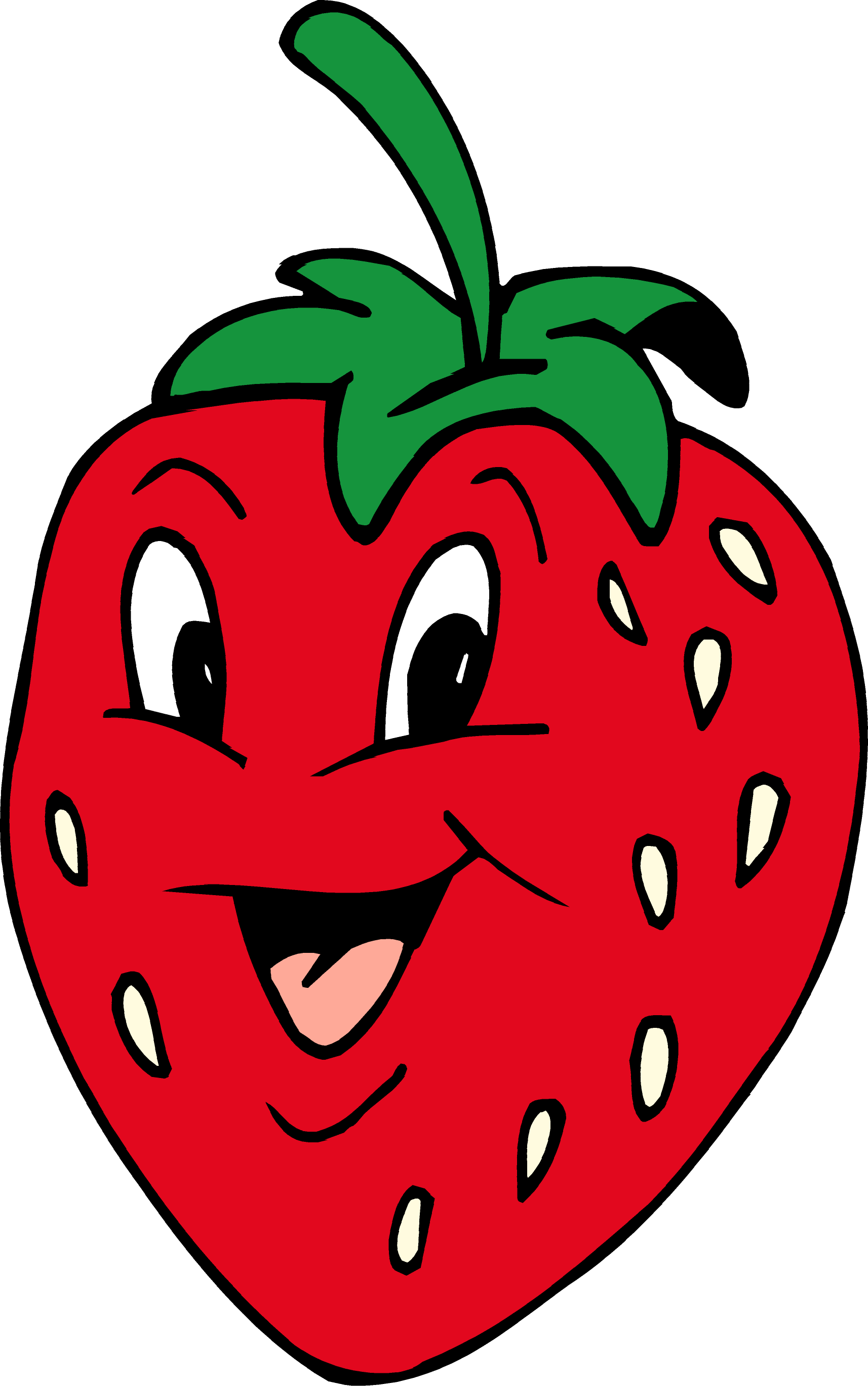 strawberry clip art pictures - photo #30