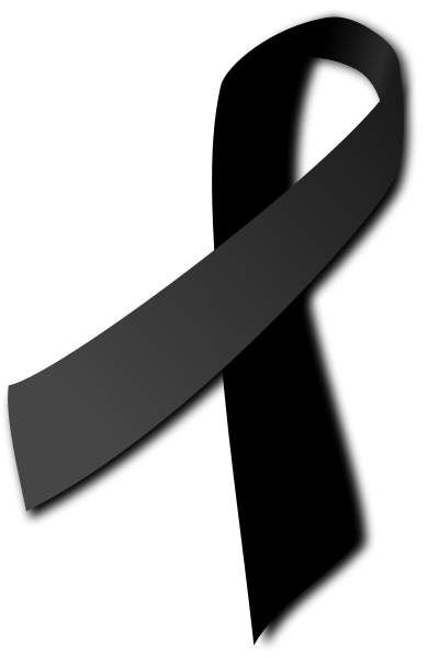 Image result for black ribbon png