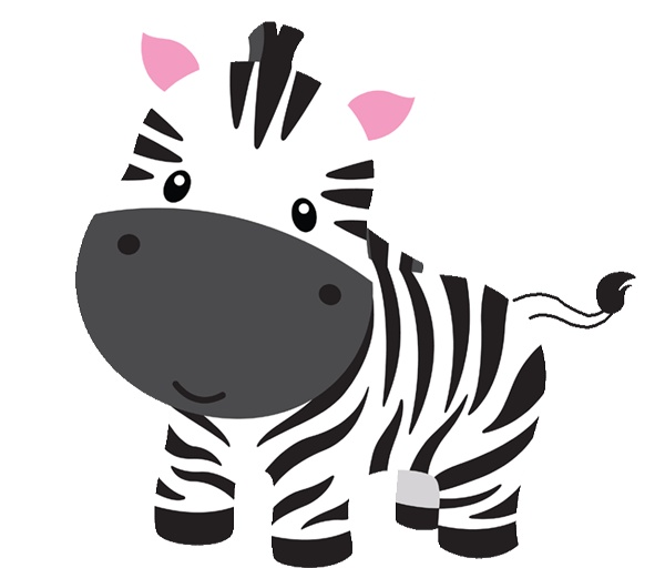 Baby Jungle Animal Clipart - Cliparts.co