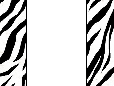 Backgrounds Zebra Prin...