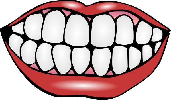Open Mouth Clipart
