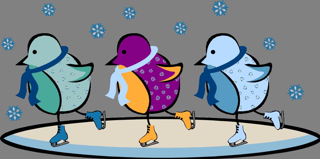 Skating Clip Art Free