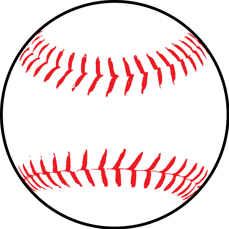 Softball Clipart Free