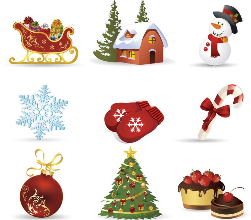 Christmas | Vector Graphics Blog - Page 46