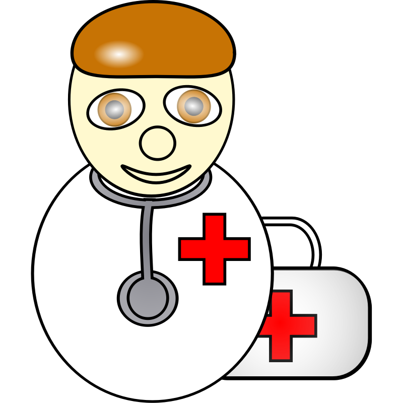 Clipart - doctor