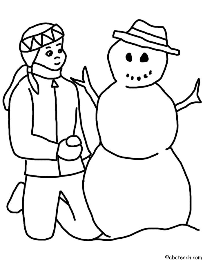 Winter Clip Art For Kids