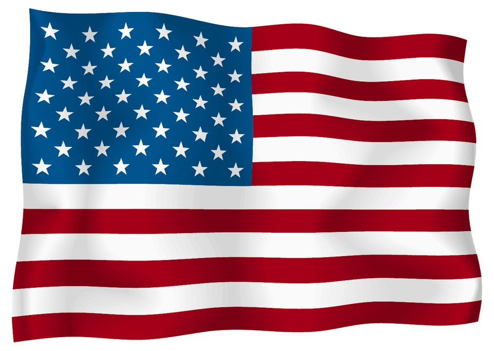 Us Flag Vector Free - www.