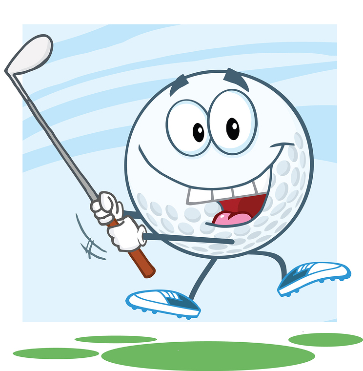 Golf Cartoon Pictures - Cliparts.co
