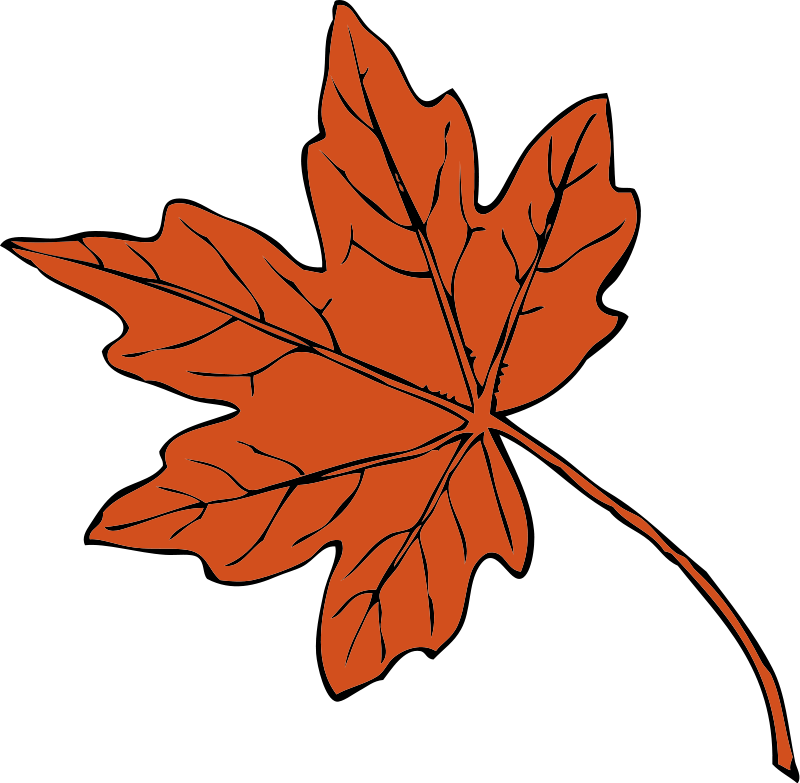 Free to Use & Public Domain Maple Leaf Clip Art