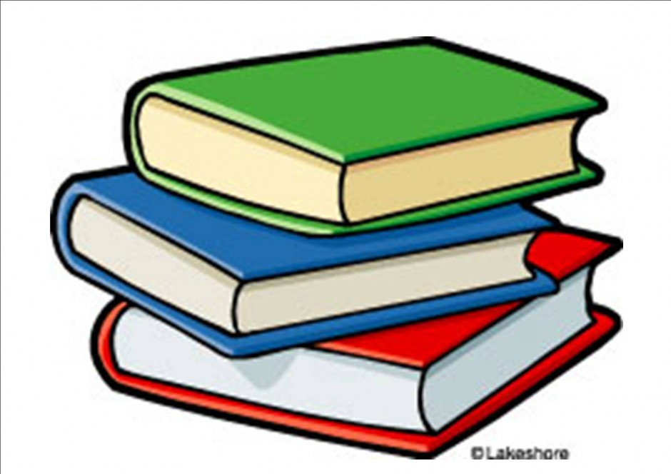 Stack Of Books Clip Art - Cliparts.co