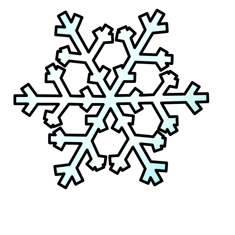 Snowy Weather Clipart