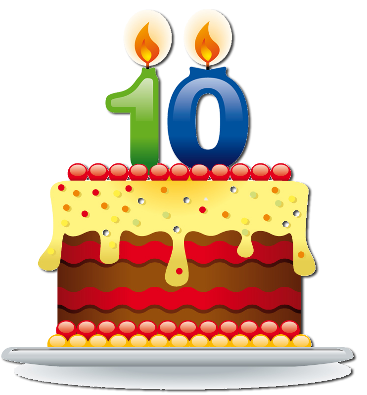 10 Years With Typepad