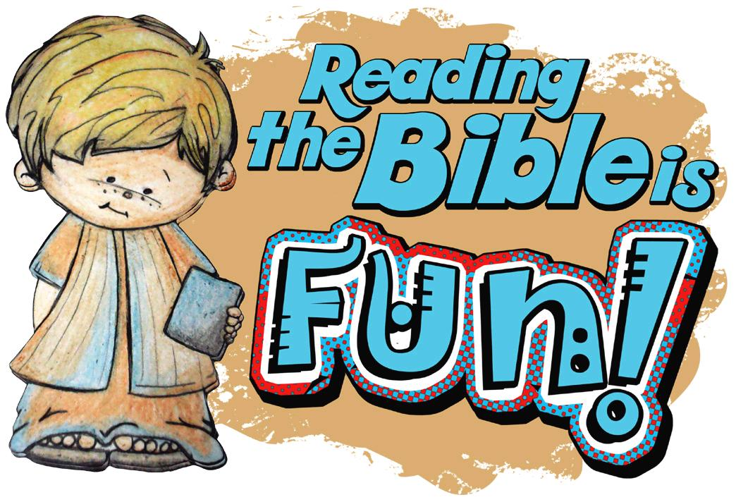 Kids Reading Clipart