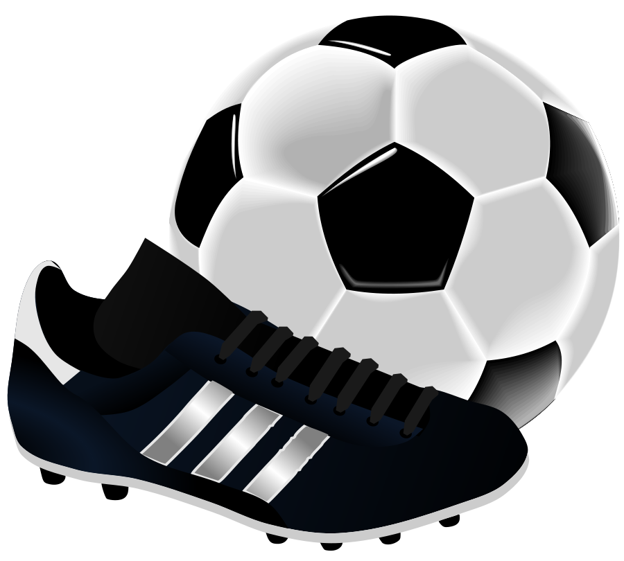Soccer Cleats Clipart