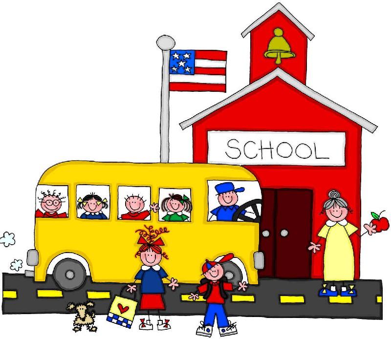 Free Elementary School Clip Art Cliparts Co
