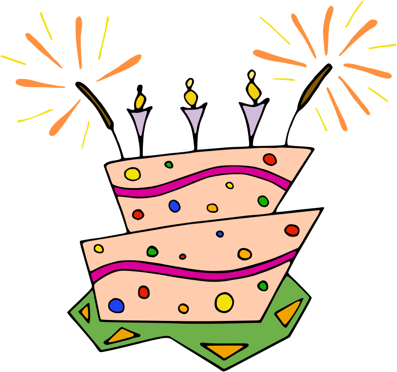 Cakes FREE Birthday Clipart | Birthday Clipart Org