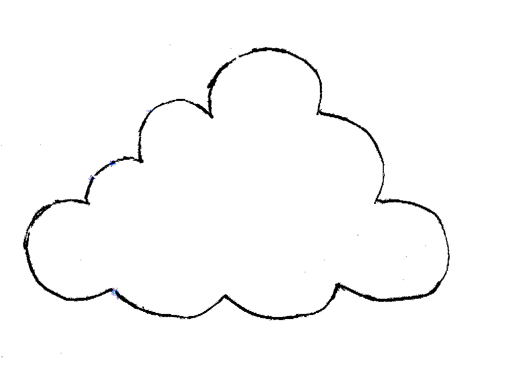 clip art of clouds. Black Bedroom Furniture Sets. Home Design Ideas