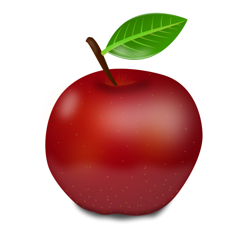 Red Apples Clipart Images & Pictures - Becuo