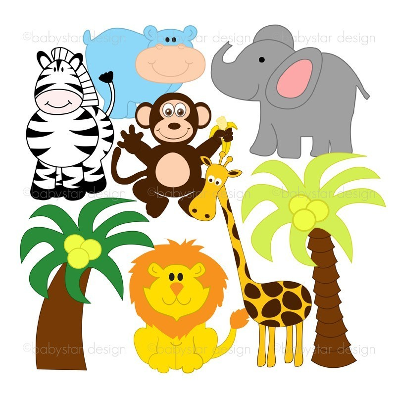 Free Clipart Of Animals